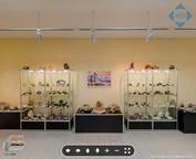 Виртуальное путешествие по залам музея камня